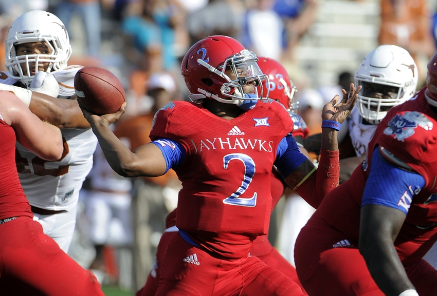 Kansas Jayhawks Football: Report Card VS Texas Longhorns