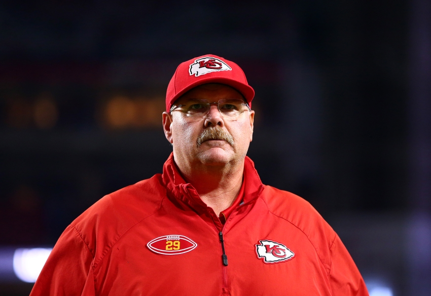 Awe Inspiring Kansas City Chiefs Ranking The Afc West Coaches Page 5 Bralicious Painted Fabric Chair Ideas Braliciousco