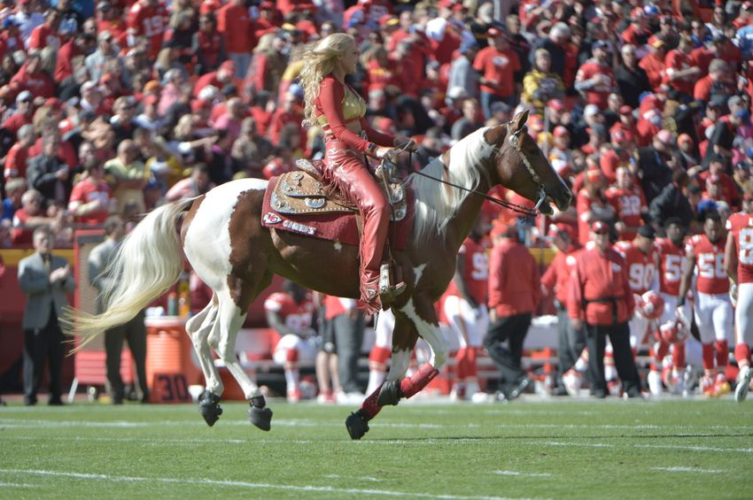 Kansas City Chiefs Top 15 Moments In Raider Week History Page 13
