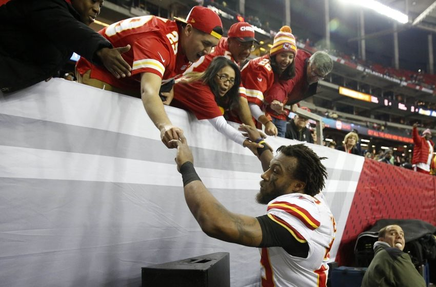 Eric Berry wants to re-sign with Chiefs