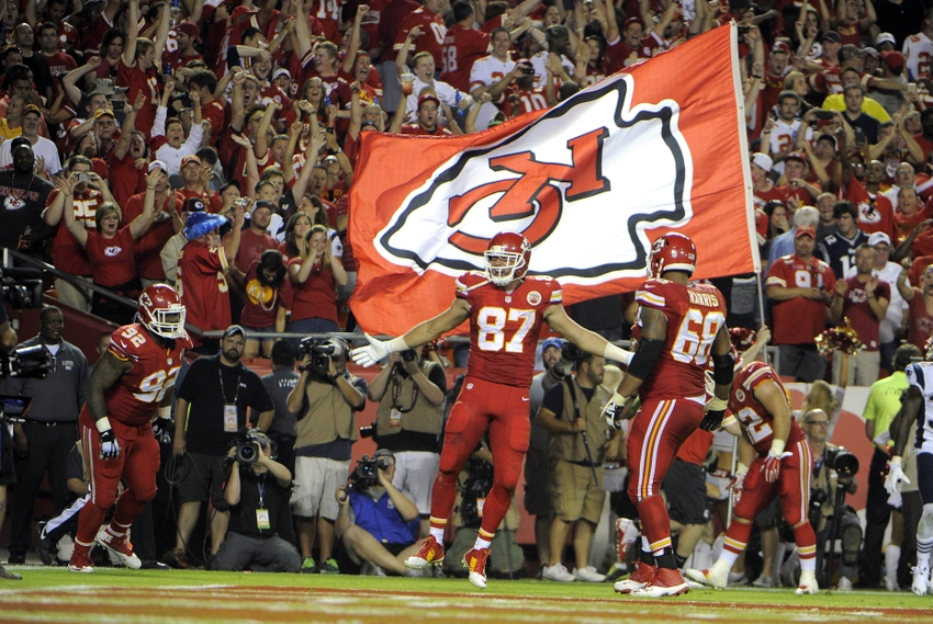 247ab001 Kansas City Chiefs: Highlights From 2014 Season