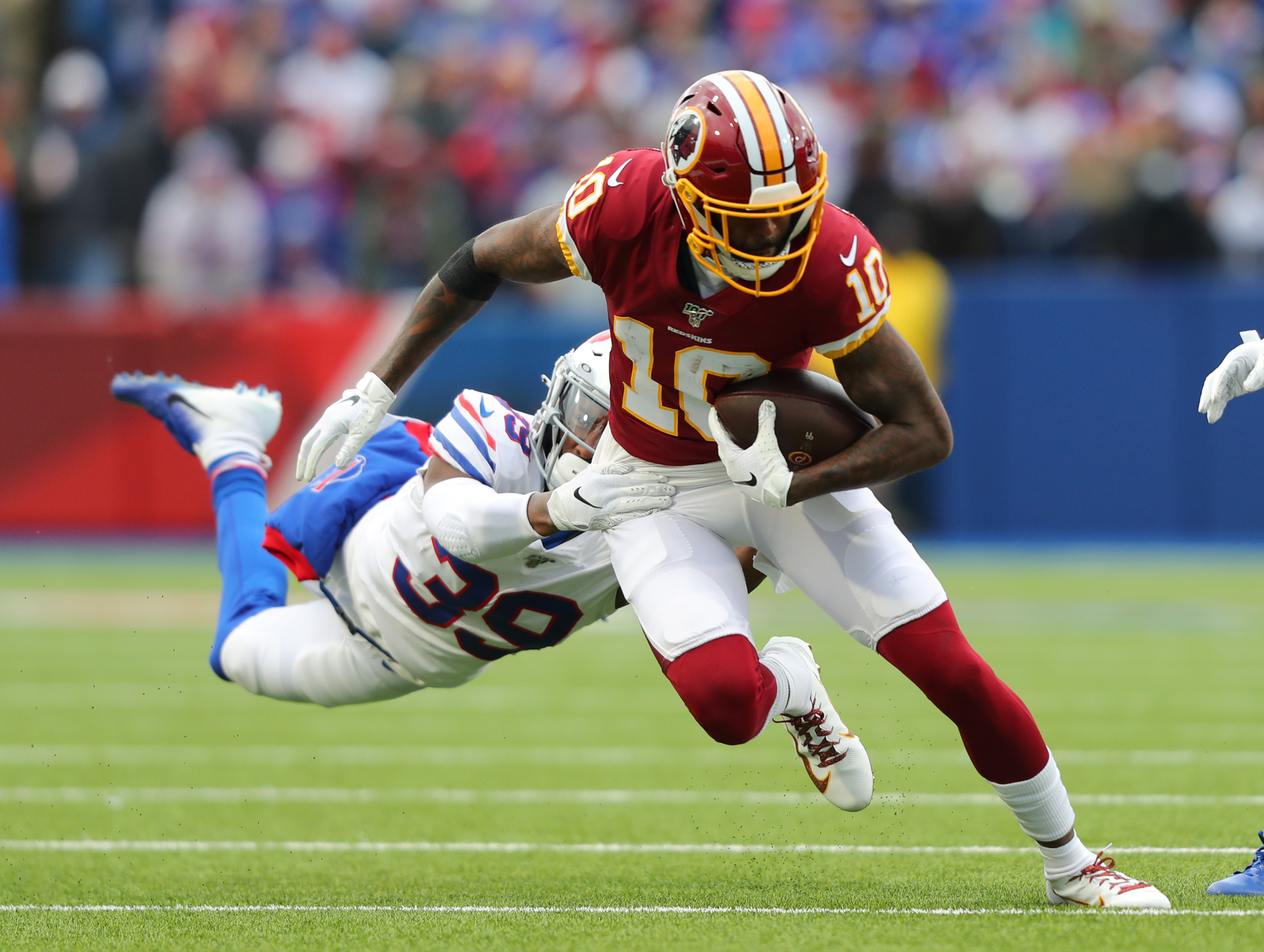 KC Chiefs: Best wide receiver options in free agency for 2020
