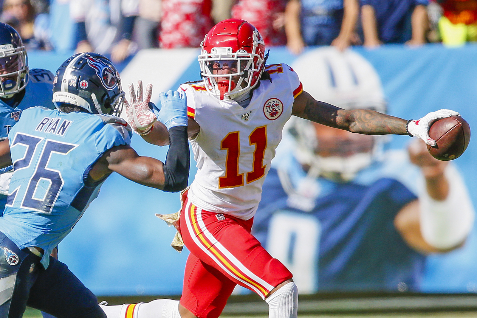 KC Chiefs re-signing Demarcus Robinson to one-year deal smart move