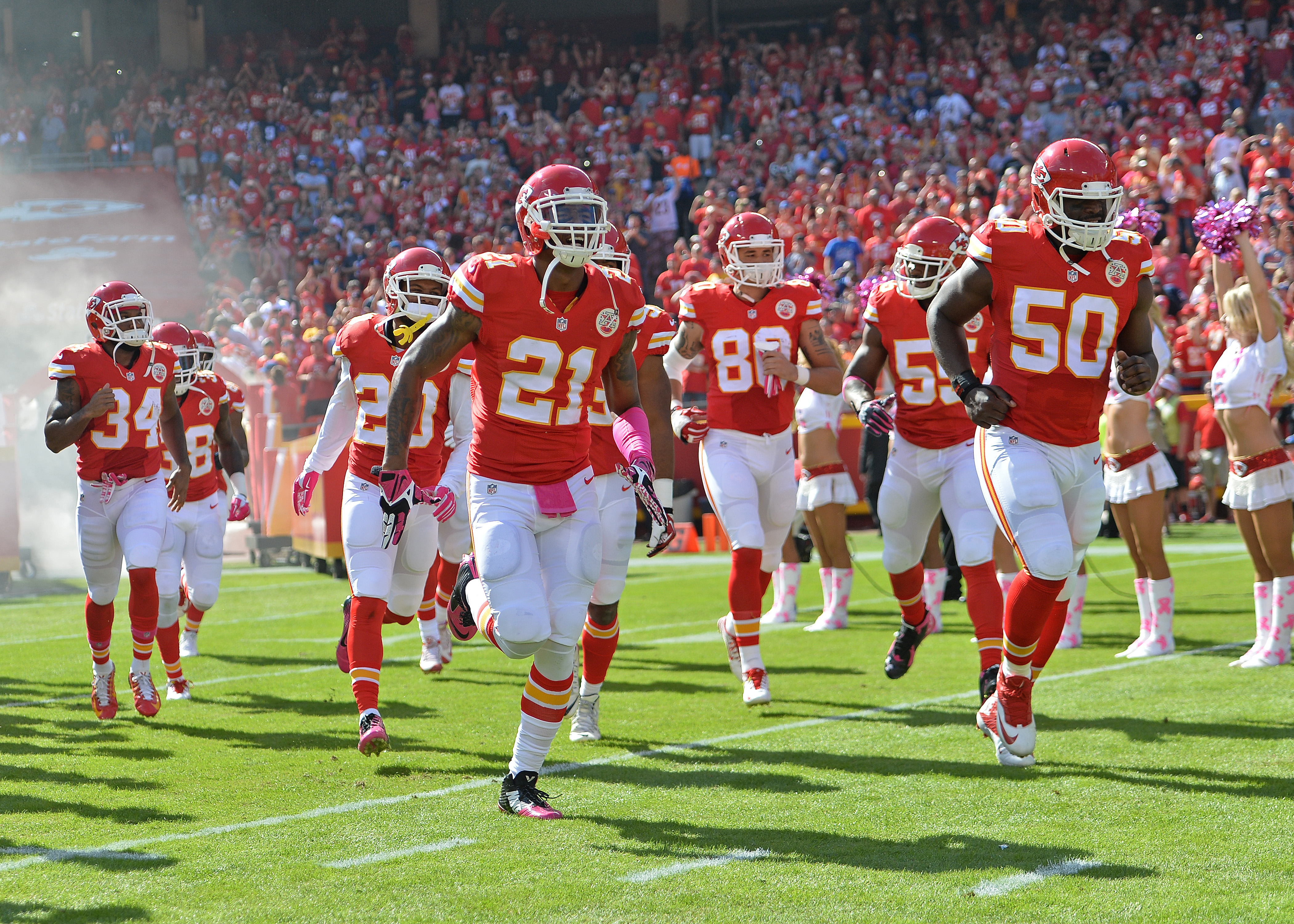 KC Chiefs: Ten Best Fifth Round Draft Picks of All-Time