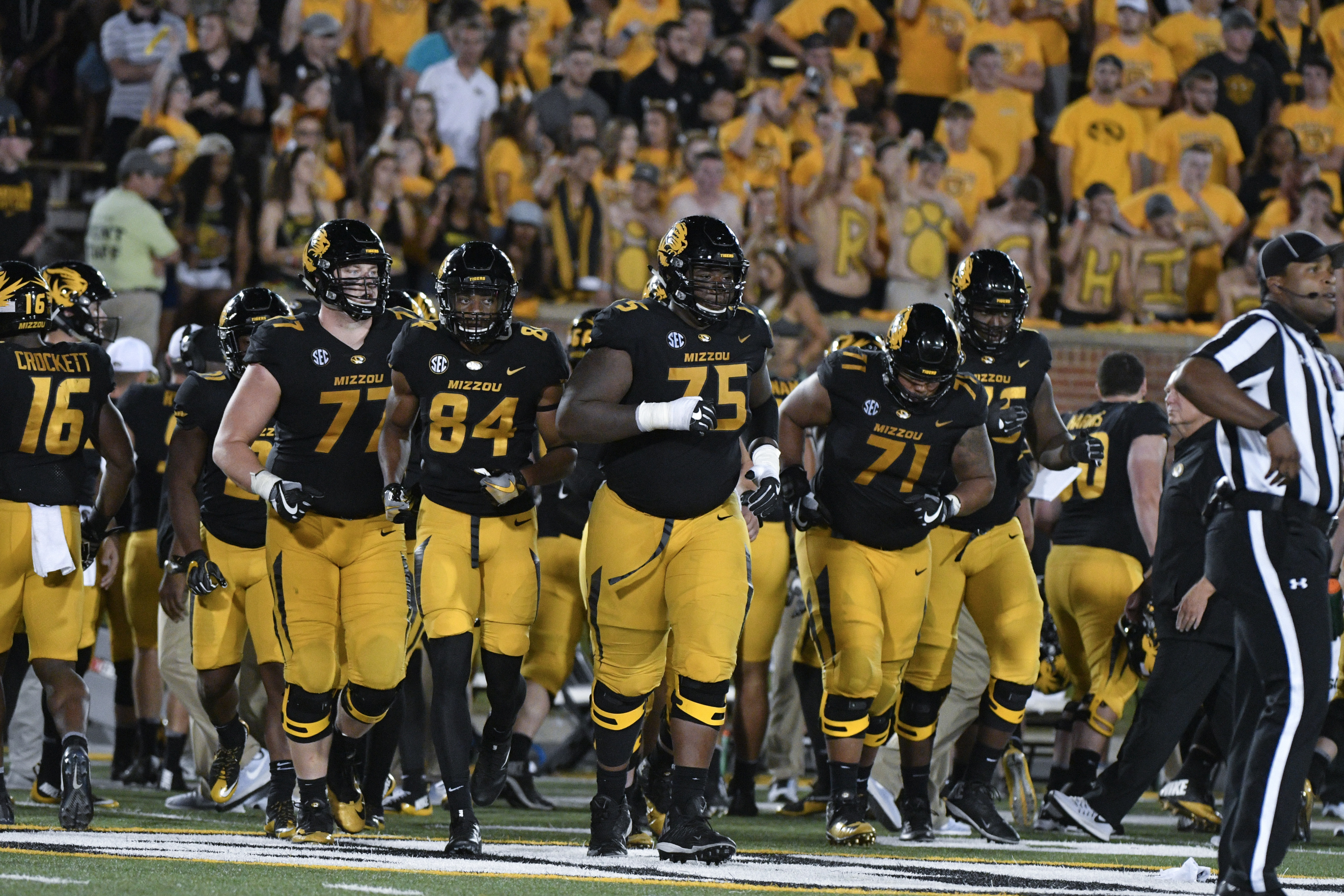 Mizzou Football Way Too Early Look At 2020 Schedule