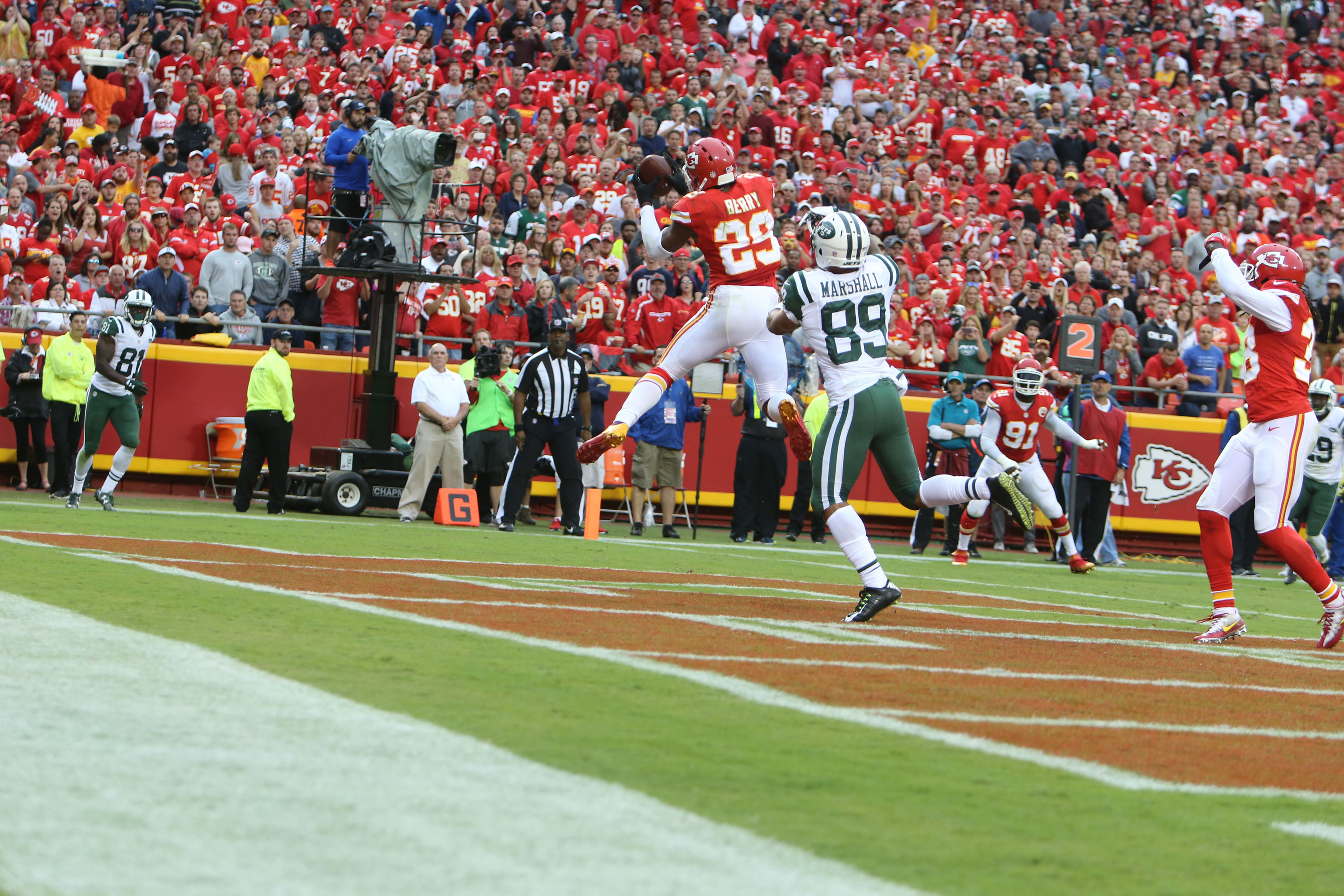 Kansas City Chiefs: All-Time Leaders in Interceptions