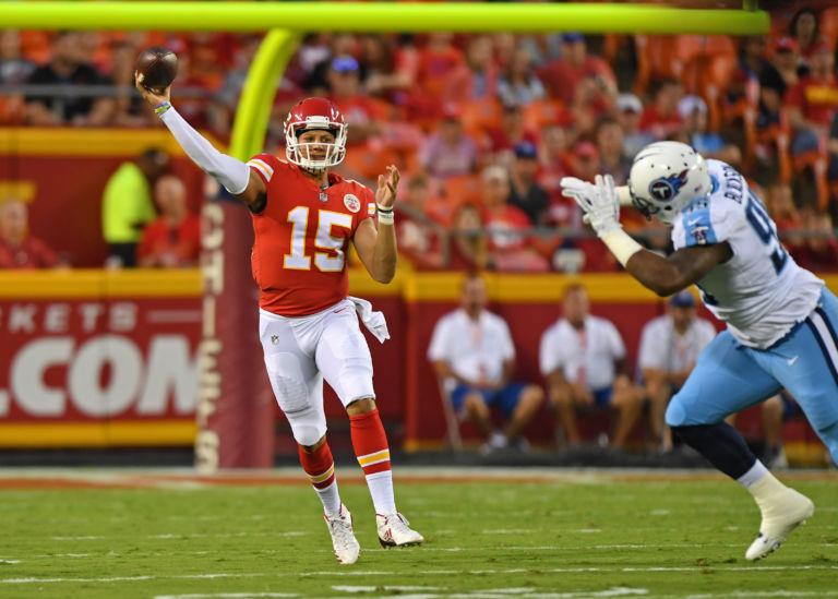 Kansas Citys 30-Year Quarterback Winless Drought - WSJ