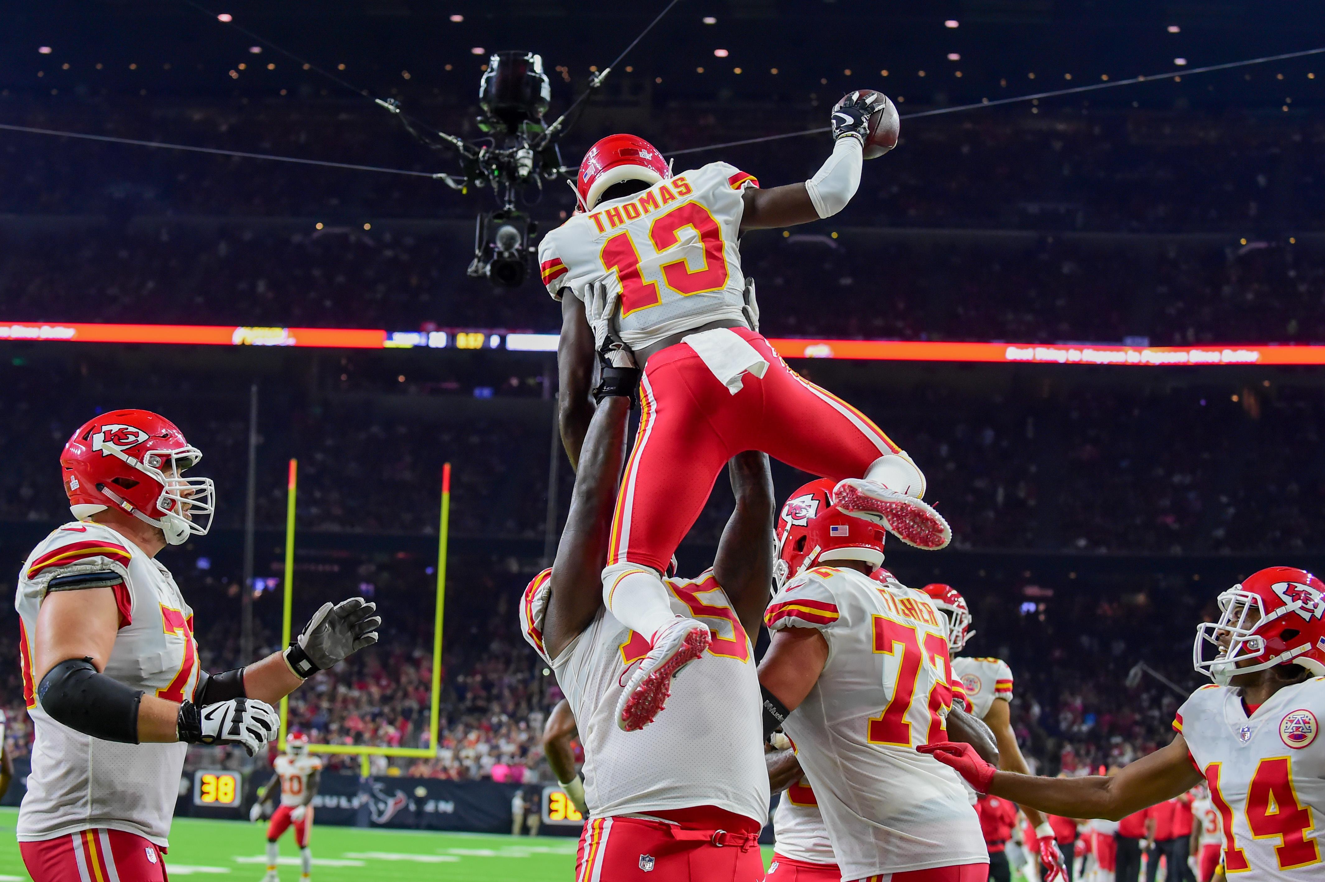 Chiefs: Kansas City Chiefs: Good, Bad, Ugly Vs Houston Texans In