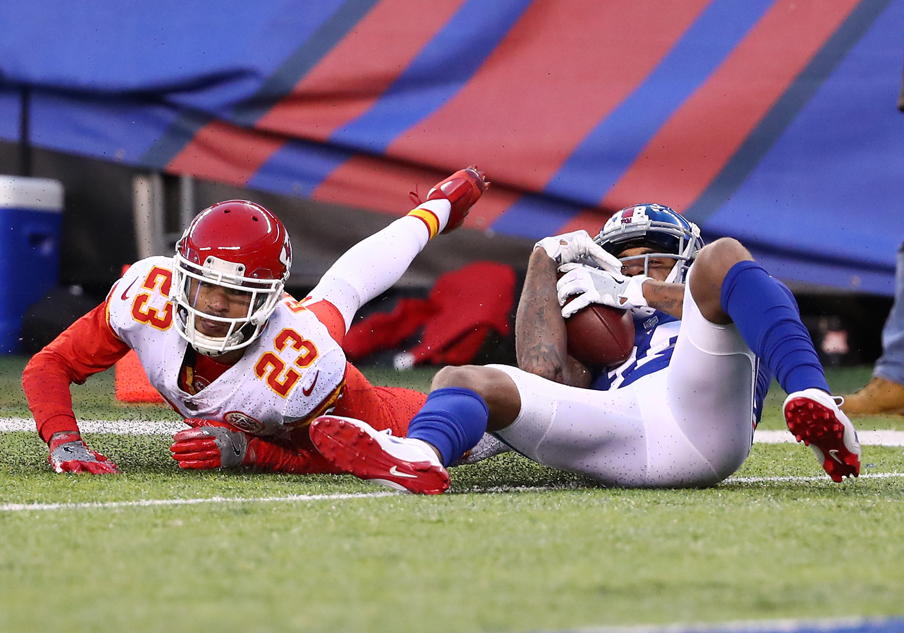 Chiefs' Tamba Hali, Dee Ford ruled out for game at Giants
