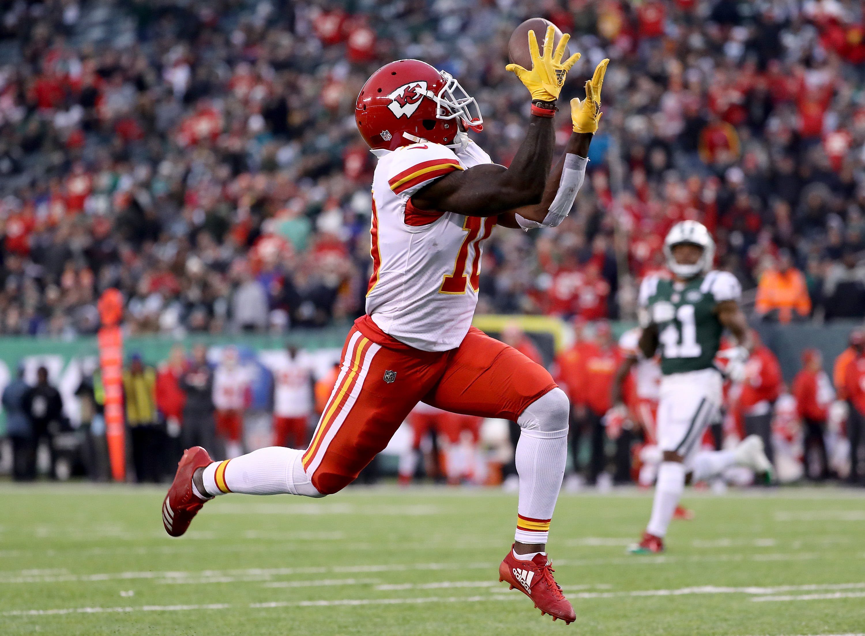 Chiefs: Kansas City Chiefs: Good, Bad, Ugly Vs New York Jets In