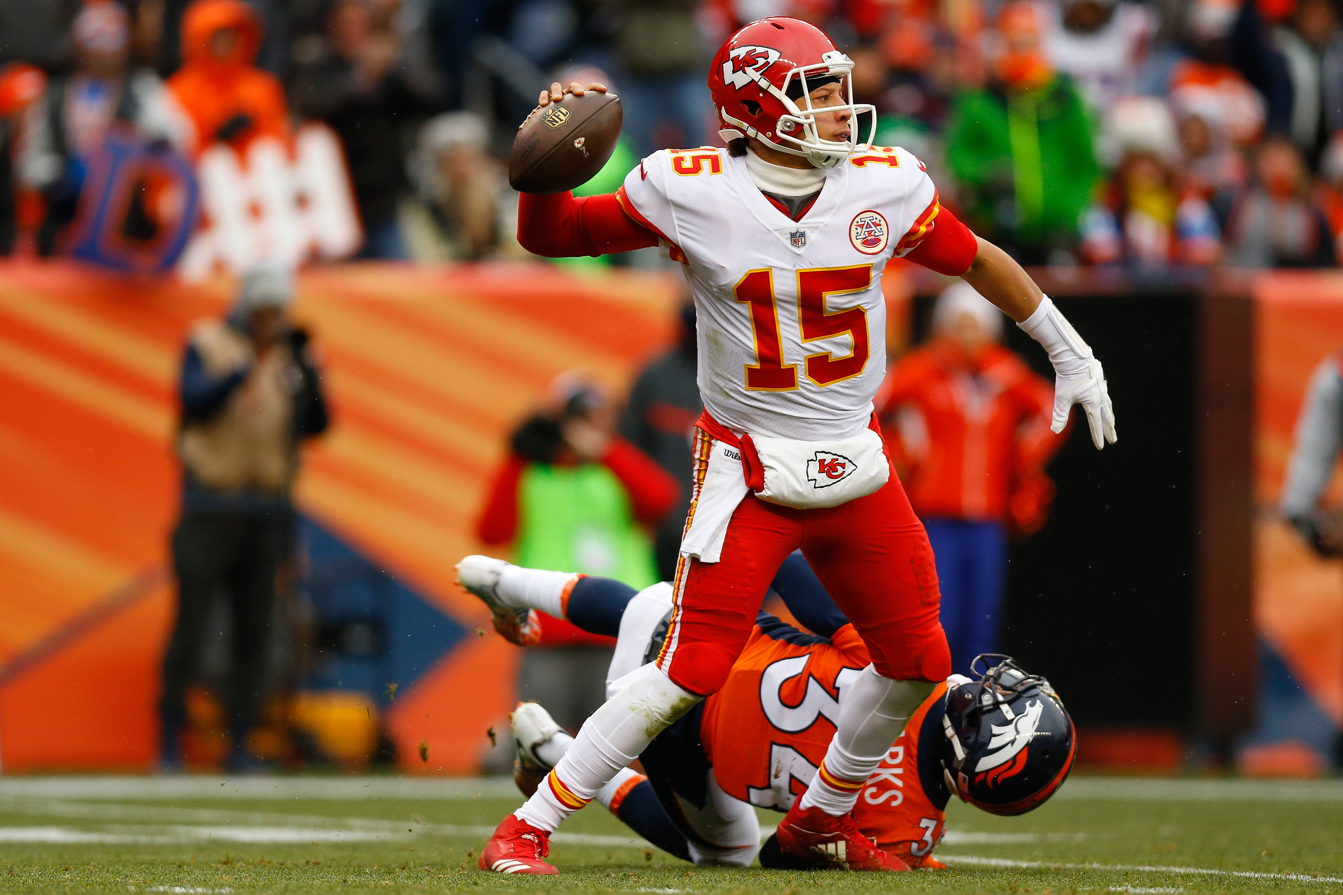 Kansas City Chiefs: Five observations on the debut of Patrick Mahomes