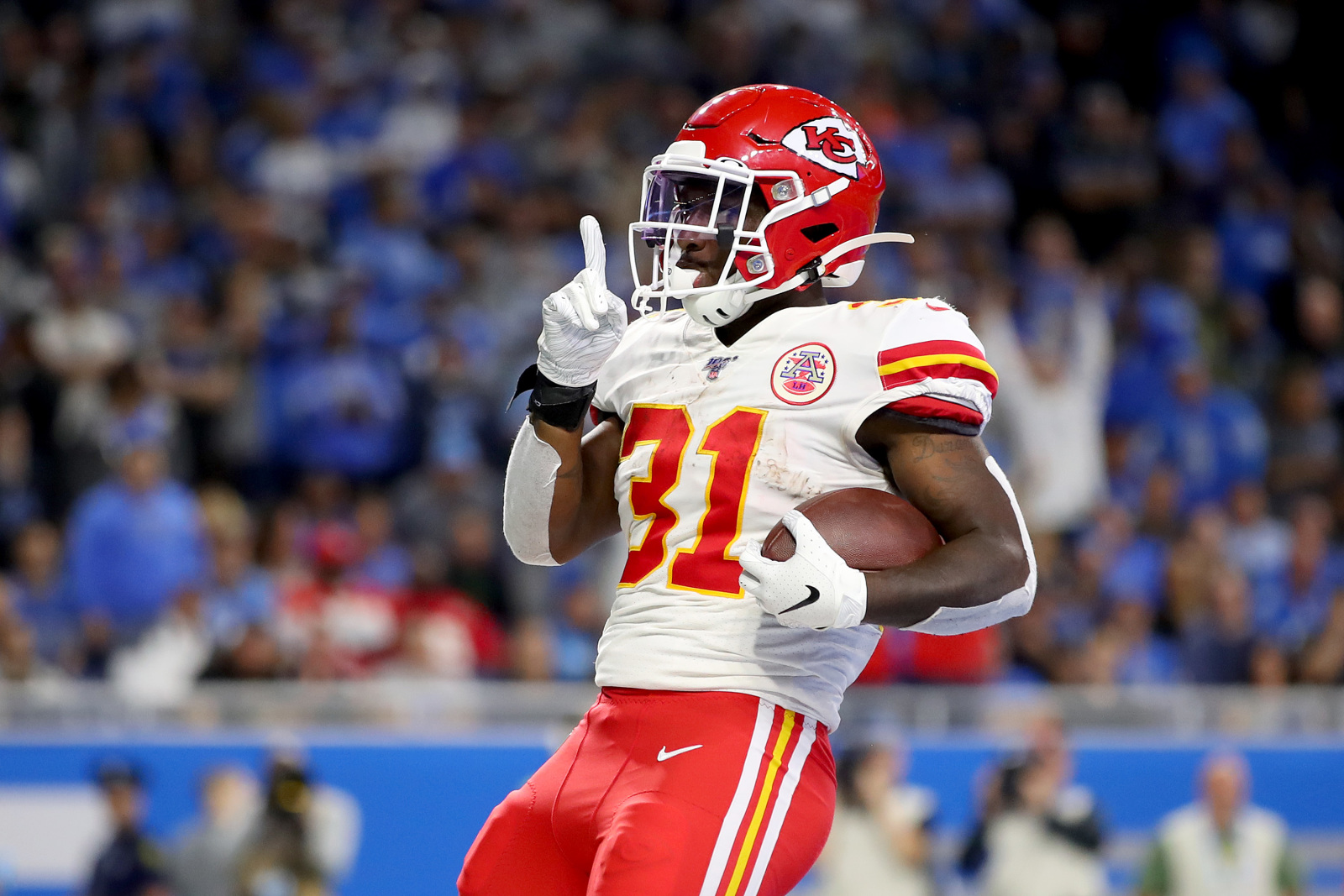 KC Chiefs: Time for Darrel Williams to step up against Raiders