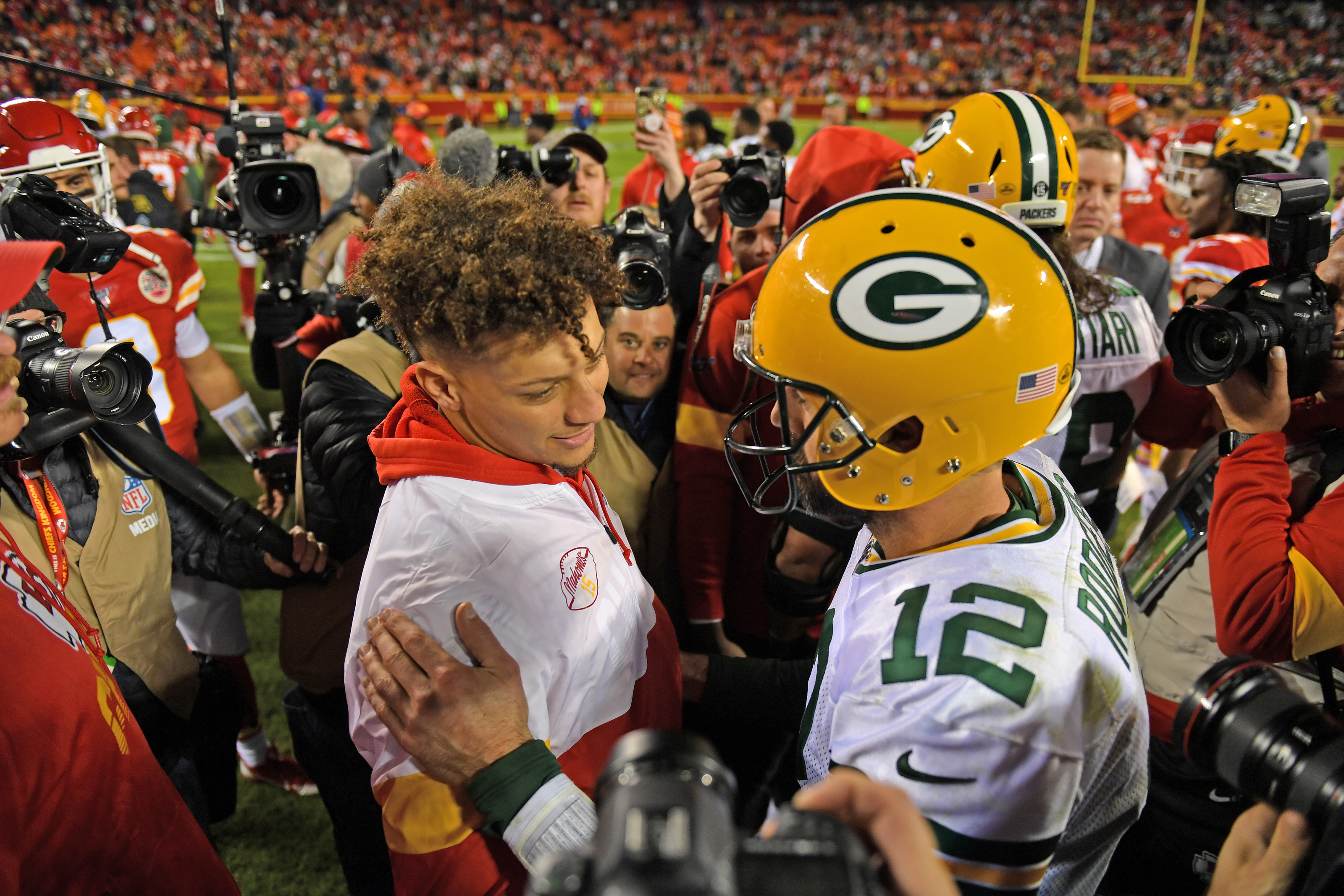 KC Chiefs vs Packers nearly a lock to be featured in primetime in 2021