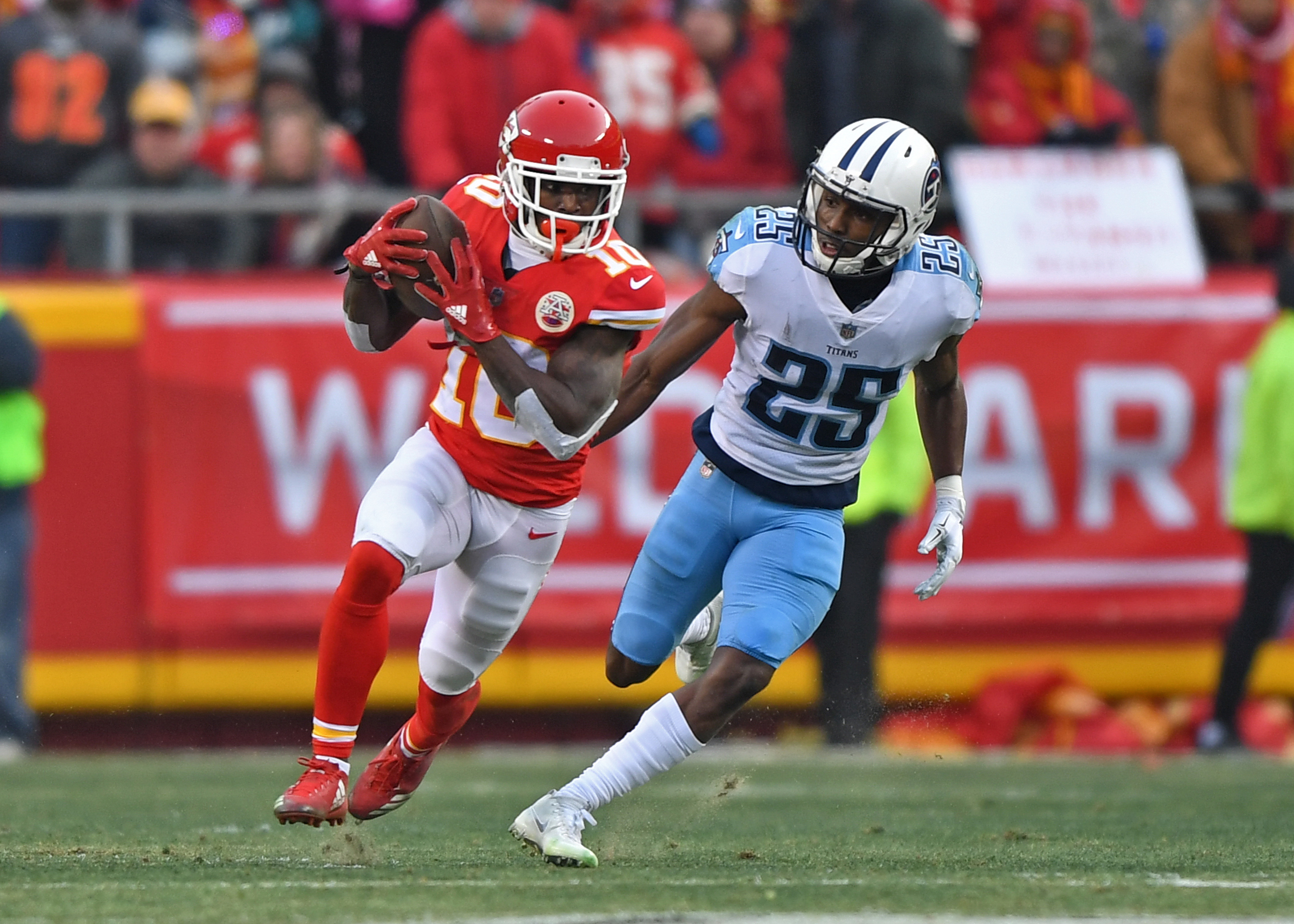Kansas City Chiefs: Getting To Know Tennessee Titans